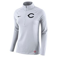 Women's Nike Cincinnati Reds Core Pullover