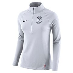 Women's Nike Boston Red Sox Core Pullover