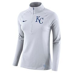 Women's Nike Kansas City Royals Core Pullover