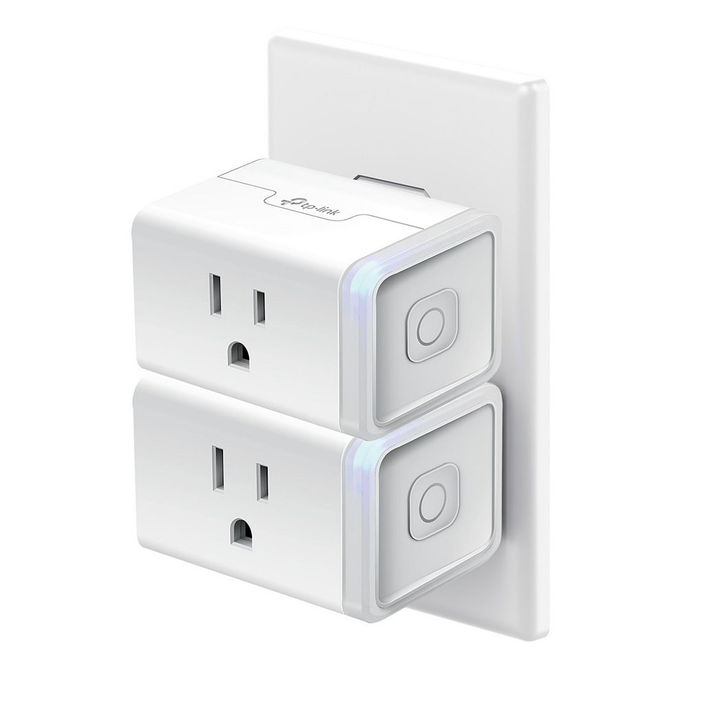 TP-Link Smart Wi-Fi Plug Mini (2-Pack)