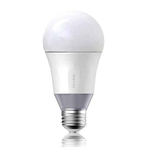 TP-Link Smart WiFi LED Bulb with Color Changing Hue