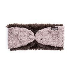 Women's MUK LUKS Faux-Fur Reversible Headband