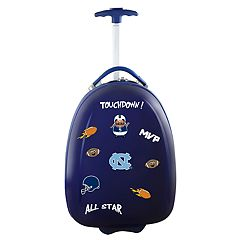 Youth North Carolina Tar Heels Wheeled Pod Luggage