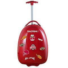 Youth Ohio State Buckeyes Wheeled Pod Luggage