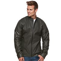 Men's XRAY Slim-Fit Moto Jacket