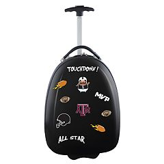 Youth Texas A&M Aggies Wheeled Pod Luggage