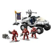 Mega Construx Halo Capture the Flag Artic Warthog