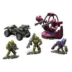 Mega Construx Halo Gungoose Rampage