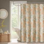 Madison Park Robin Shower Curtain