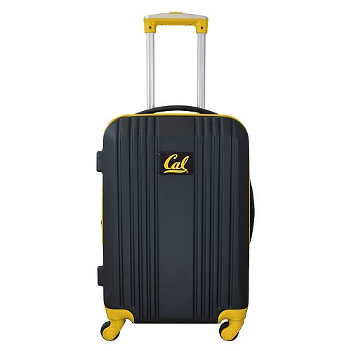Cal Golden Bears 21-Inch Wheeled Carry-On Luggage