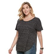 Plus Size SONOMA Goods for Life™ Easy Tee