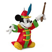 Disney's Mickey Mouse Movie Mouseterpieces The Band Concert 2017 Hallmark Keepsake Christmas Ornament