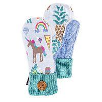 Women's MUK LUKS Everything Pot Holder Mittens