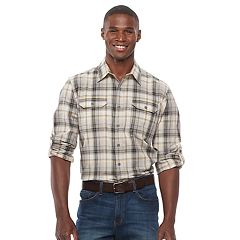 Men's Croft & Barrow® Classic-Fit Roll-Tab Button-Down Shirt