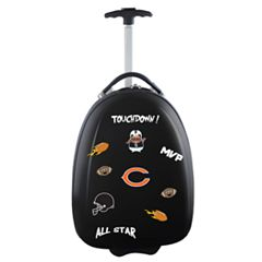 Youth Chicago Bears Wheeled Pod Luggage
