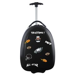 Youth Philadelphia Eagles Wheeled Pod Luggage
