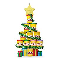 Hasbro O Play-Doh Tree 2017 Hallmark Keepsake Christmas Ornament