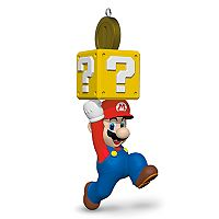 Nintendo Super Mario Bros. Mario 2017 Hallmark Keepsake Christmas Ornament