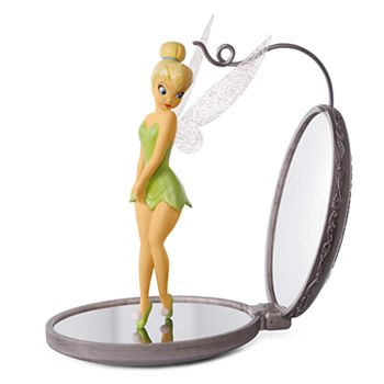 Tinkerbell Christmas Ornament.Disney S Peter Pan Tinkerbell Takes A Look 2017 Hallmark