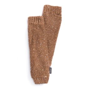 Women's MUK LUKS Sequin Arm Warmers