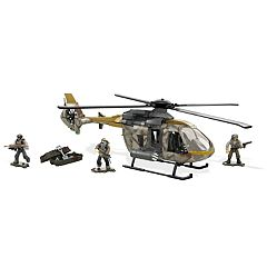 Mega Construx Call of Duty Urban Assault Copter