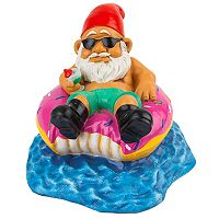 BigMouth Inc. Donut Worry Be Happy Garden Gnome