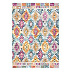 Nourison Passion Ogee Rug