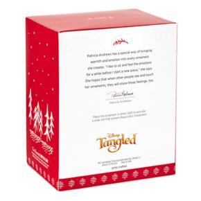 Disney's Tangled Rapunzel In the Swing Solar Motion 2017 Hallmark Keepsake Christmas Ornament