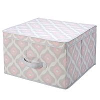 The Macbeth Collection Closet Candie Ikat Storage Box