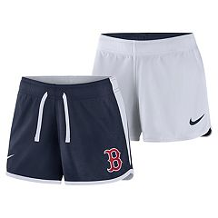 Women's Nike Dri-FIT Boston Red Sox Reversible Mesh Shorts