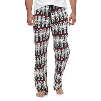 Men's Star Wars Stormtrooper Santa Lounge Pants