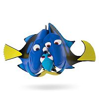 Disney's Finding Dory Family Fun 2017 Hallmark Keepsake Christmas Ornament