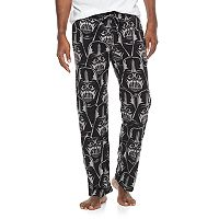Men's Star Wars Darth Vader Knit Lounge Pants