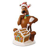 Scooby-Doo Season's Snackings 2017 Hallmark Keepsake Christmas Ornament