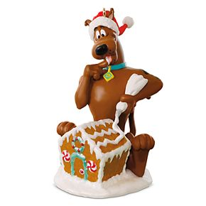 scooby doo seasons snackings 2017 hallmark keepsake christmas ornament - Hallmark Christmas Decorations 2017