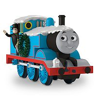 Christmastime with Thomas the Tank Engine 2017 Hallmark Keepsake Christmas Ornament