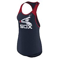 Women's Nike Chicago White Sox Wordmark Tank Top