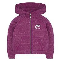 Toddler Girl Nike Gym Vintage Zip-Up Hoodie