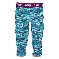 Toddler Girl Nike Dri-FIT Capri Leggings
