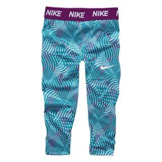 Toddler Girl Nike Dri-FIT Capri Leggings