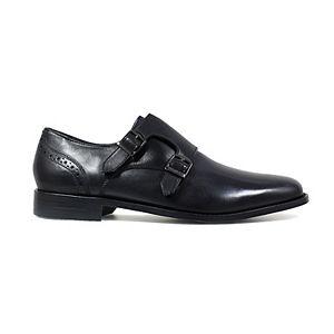 Nunn Bush Norway Men's Monk Strap Dress Shoes