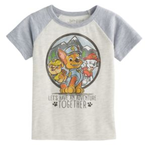 Toddler Boy Jumping Beans® Paw Patrol Chase Rubble & Marshall Short-Sleeve Tee