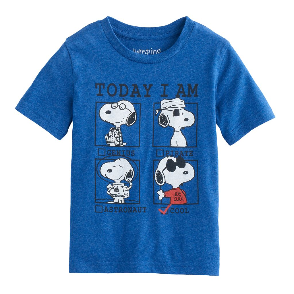 Toddler Boy Jumping Beans® Snoopy