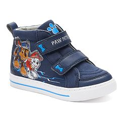 Paw Patrol Toddler Boy's High Top Sneakers