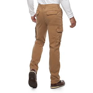 Men's SONOMA Goods for Life® Straight-Fit Flexwear Stretch Cargo Pants