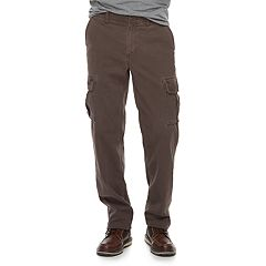 Men's SONOMA Goods for Life™ Regular-Fit Flexwear Stretch Cargo Pants