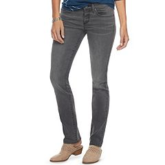 Women's SONOMA Goods for Life™ Slim Straight Leg Jeans