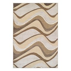 KAS Rugs Donny Osmond Home Timeless Visions Abstract Rug