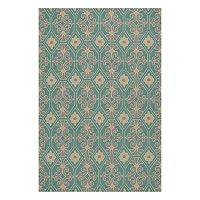 KAS Rugs Harbor Empire Trellis Indoor Outdoor Rug