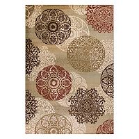 KAS Rugs Heritage Accents Medallion Rug